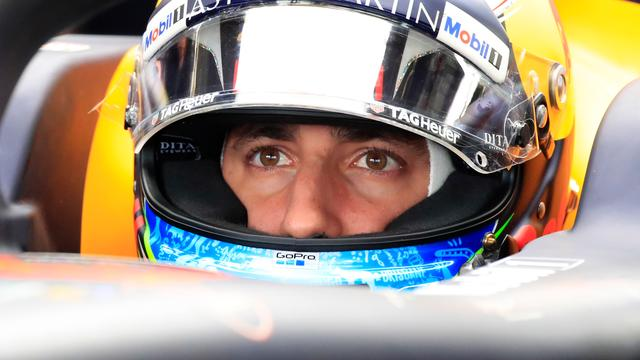 Boze Ricciardo: 'Kan beter alvast Gasly in mijn Red Bull laten rijden'