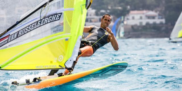 Tweevoudig olympisch windsurfkampioen Van Rijsselberghe (31) stopt