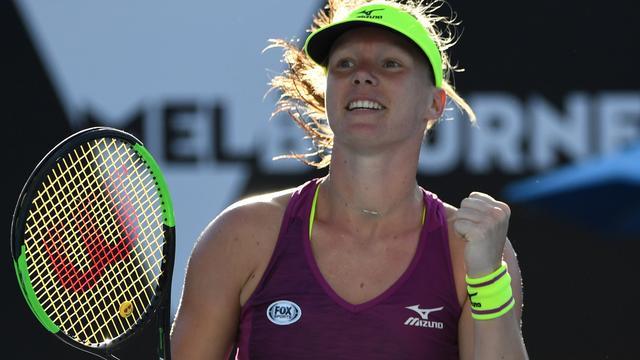 Bertens wint in Charleston vijfde WTA-toernooi in loopbaan