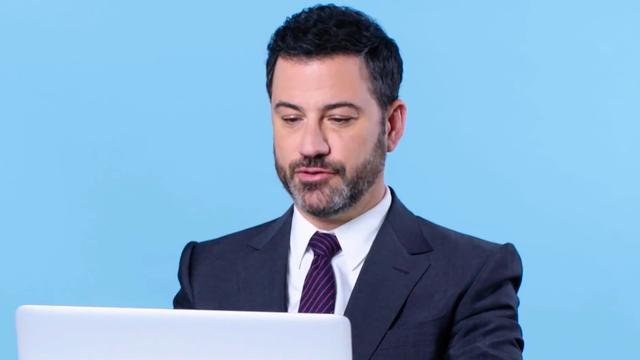 Jimmy Kimmel past eigen Wikipedia-pagina aan