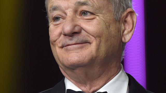 Bill Murray geëmotioneerd na het zien van musical Groundhog Day
