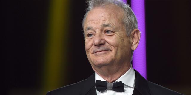 'Bill Murray werkt twee avonden als barman in New York'