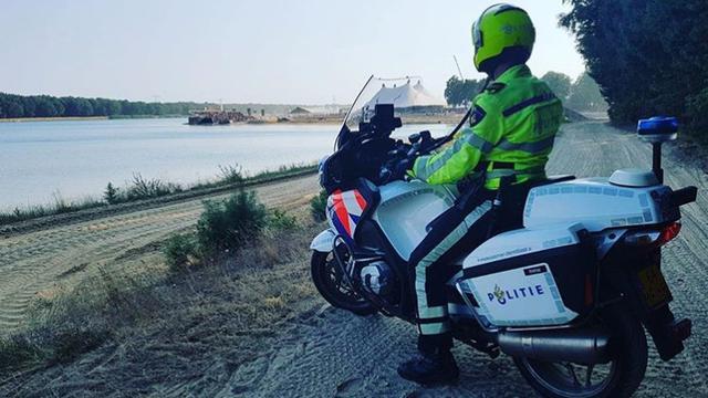 Politie neemt motorscooter in beslag na achtervolging in Eindhoven