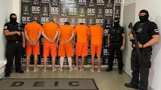 Nederlandse leider van drugsbende en handlangers opgepakt in Brazilië
