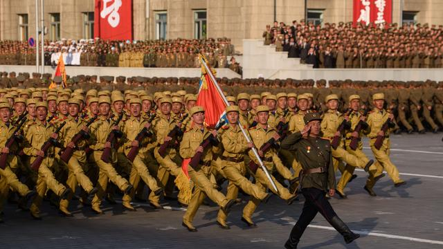 Paus Franciscus wil bemiddelaar in conflict tussen VS en Noord-Korea