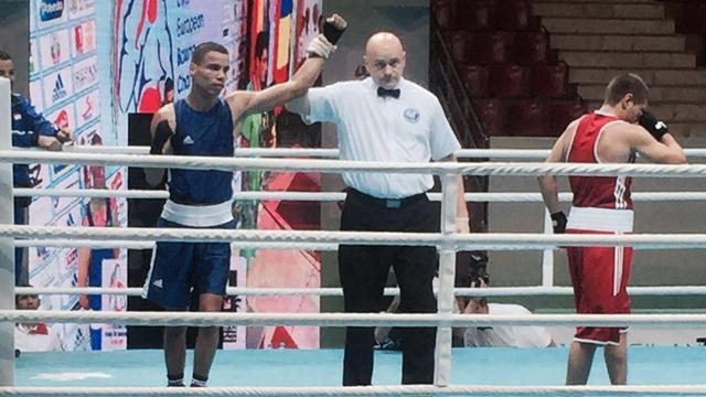 Bokser Lacruz pakt goud op olympisch kwalificatietoernooi