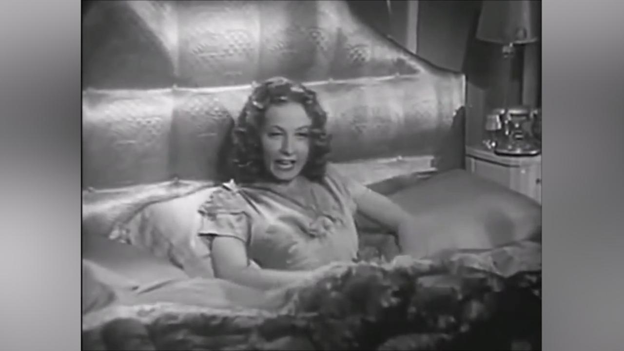 Danielle Darrieux in Rage of Paris (1938)