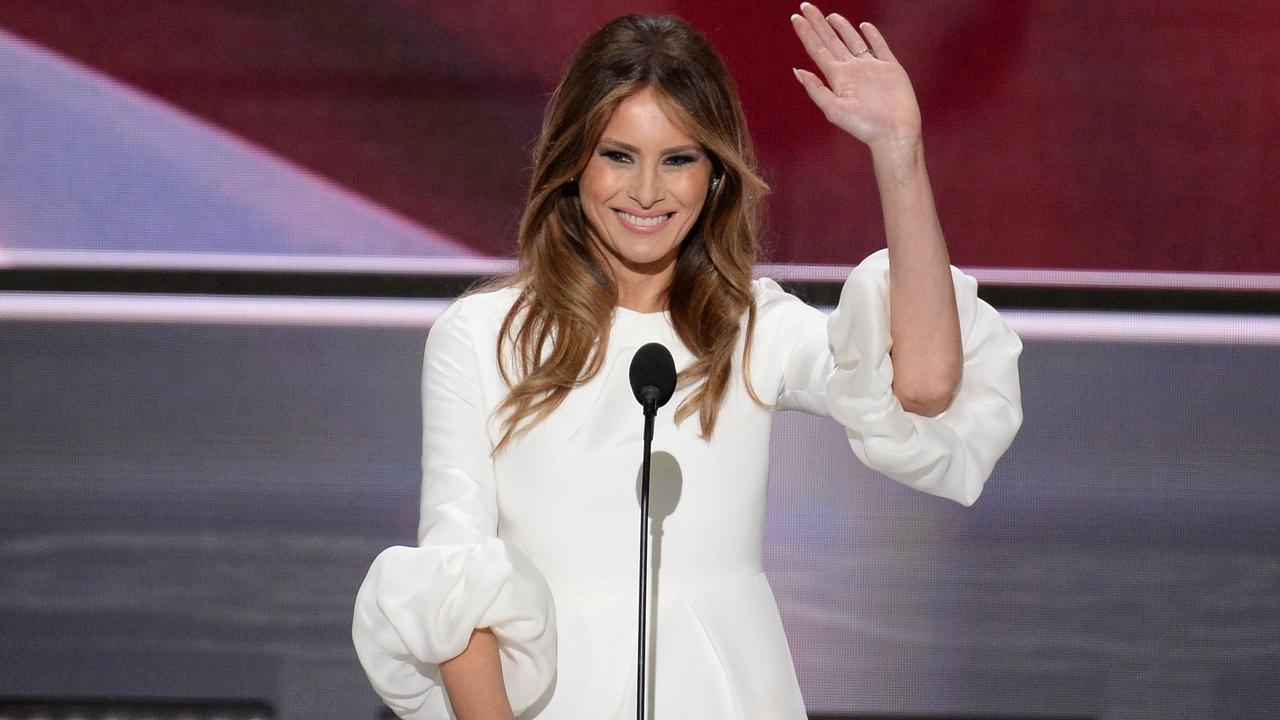 Speech Meliana Trump vertoont overeenkomsten met speech Michelle Obama