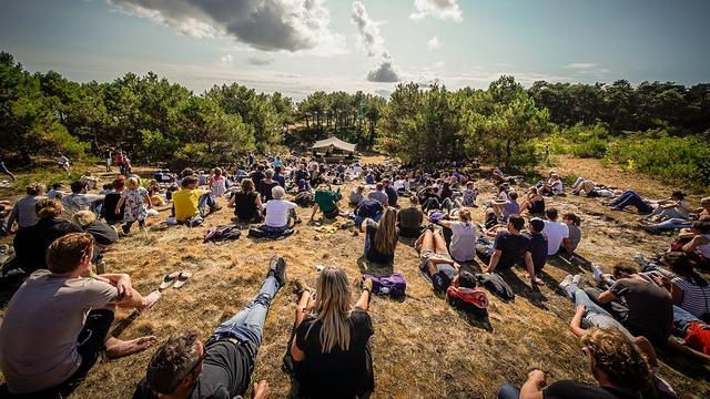 Festival op de Wadden: 'Als de veerboot vertrekt, begint het avontuur'