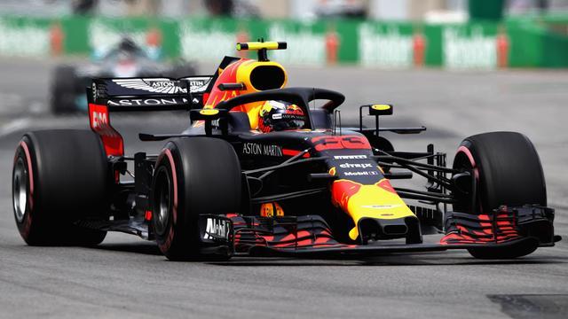 Verstappen pakt in Canada tweede podiumplek van 2018, Vettel wint