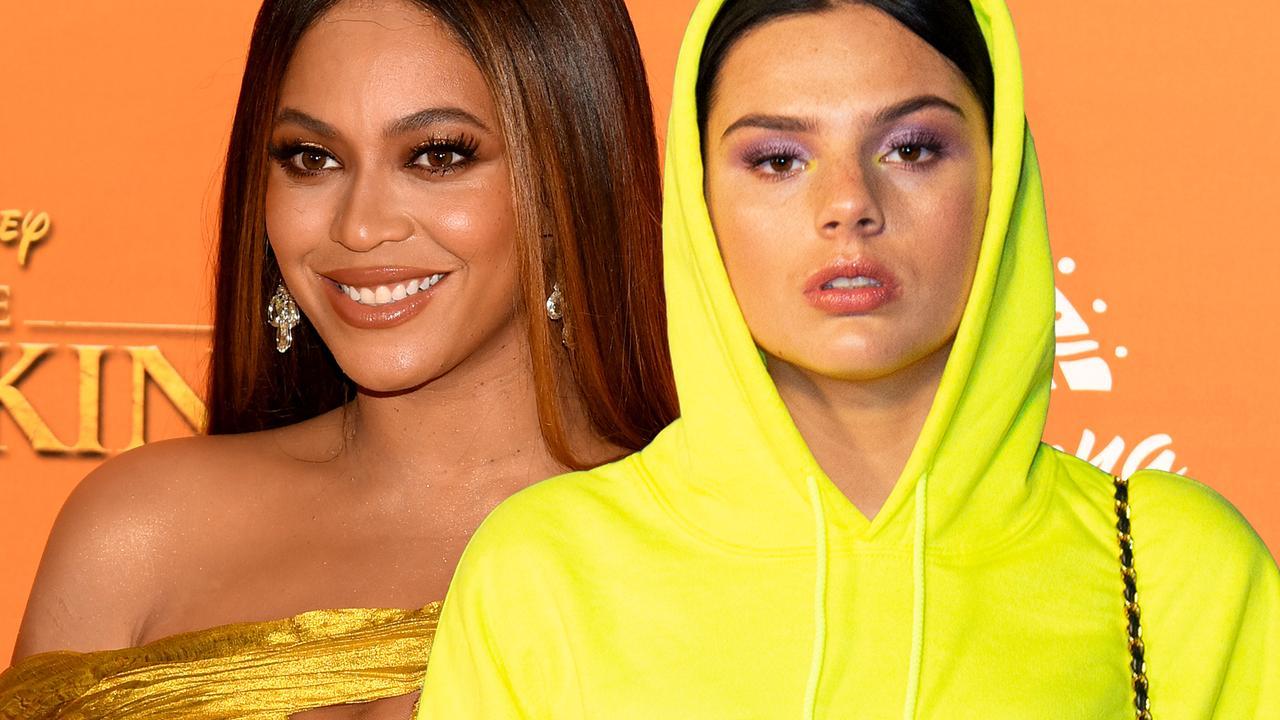 Op Insta: Bont voor Famke Louise, Bond voor Beyoncé?
