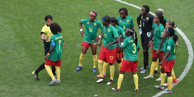 Afrikaanse bond start onderzoek naar gedrag van Kameroense speelsters