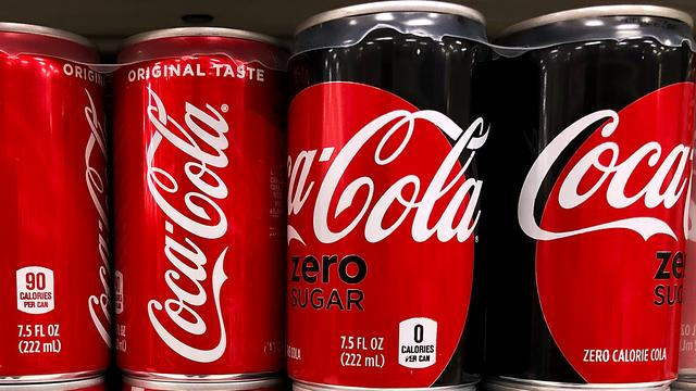'Coca-Cola overweegt cannabisdrank op de markt te brengen'