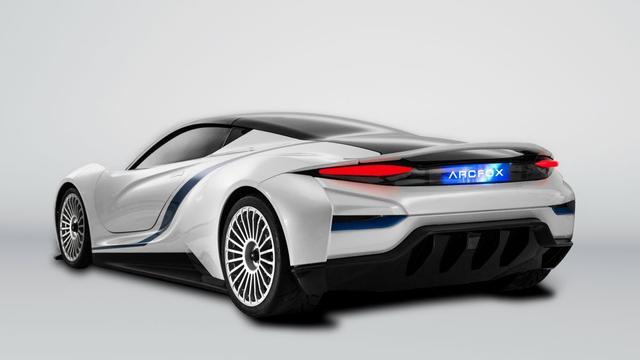 Chinese fabrikant elektrische auto's naar de beurs