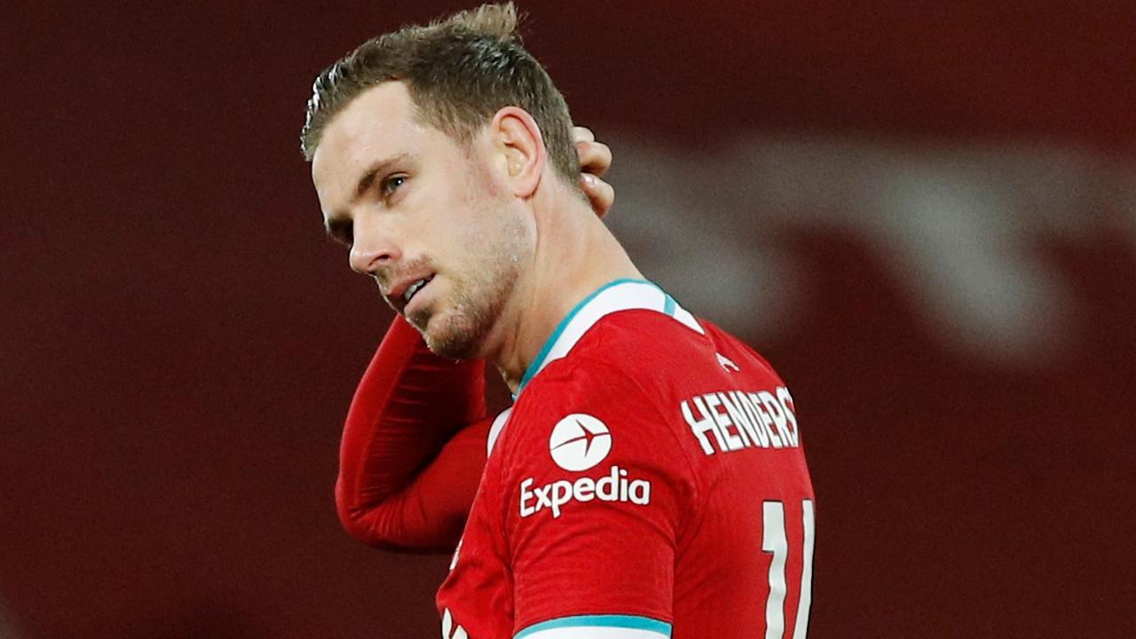 Liverpool moet ook aanvoerder Henderson wekenlang missen na operatie - NU.nl