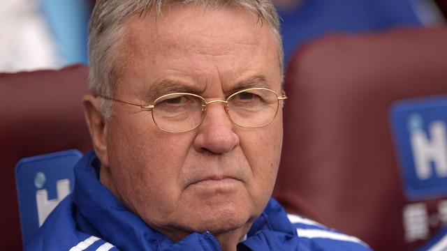 Hiddink vindt Conte goede keuze van Chelsea-bestuur