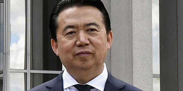 Rechter legt ex-Interpol-president Meng 13,5 jaar cel op wegens omkoping