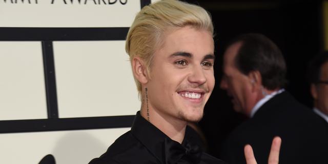 Justin Bieber gooit telefoon stuk na golfpartij in Naarden