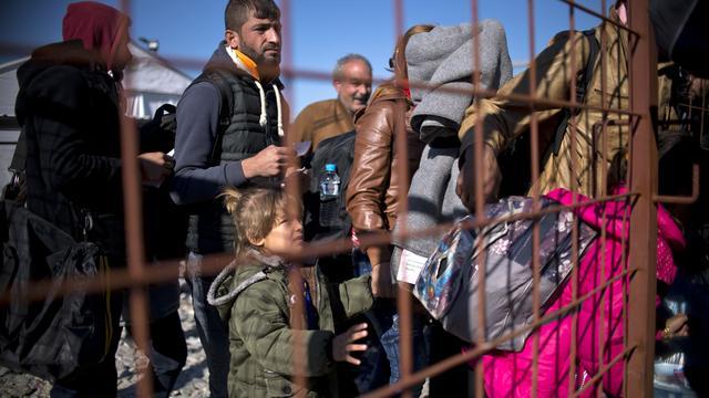 Macedonië wil hek langs grens met Griekenland