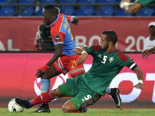 Congo verrast in ondertal met overwinning