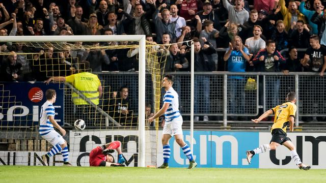 Video: De samenvattingen van speelronde 8 in de Jupiler League
