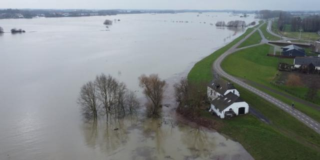 Hogere dijken voor Nederland geen oplossing bij sterkere opwarming