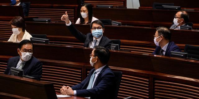 Amerikaanse techbedrijven zouden dreigen met vertrek uit Hongkong