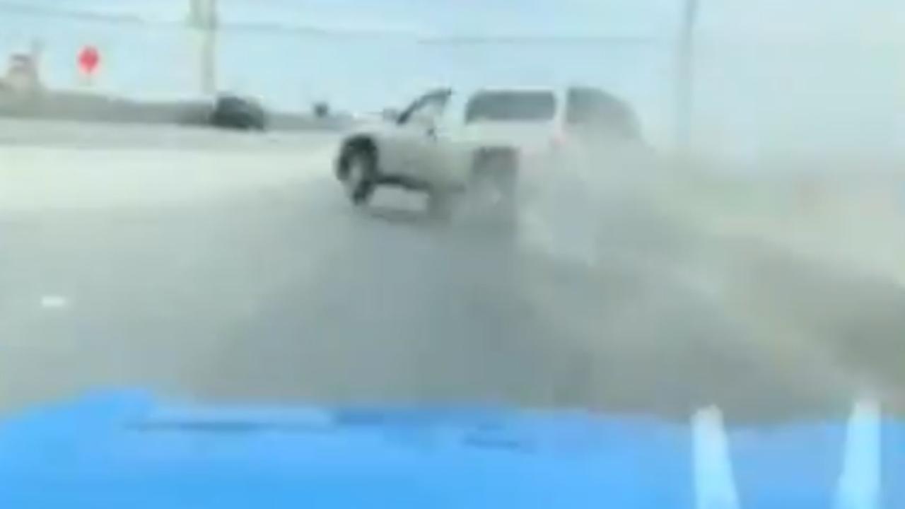 Man stopt dronken brokkenpiloot op snelweg in VS