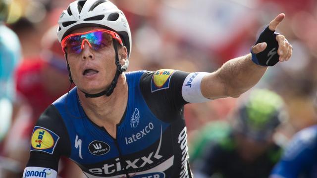 Meersman boekt tweede dagsucces in Vuelta