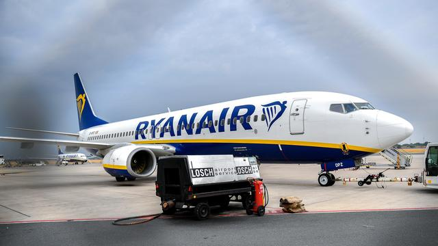 Ryanair sluit basis in Eindhoven per november