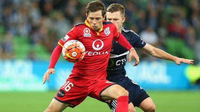 Sparta legt Australisch international Goodwin vast