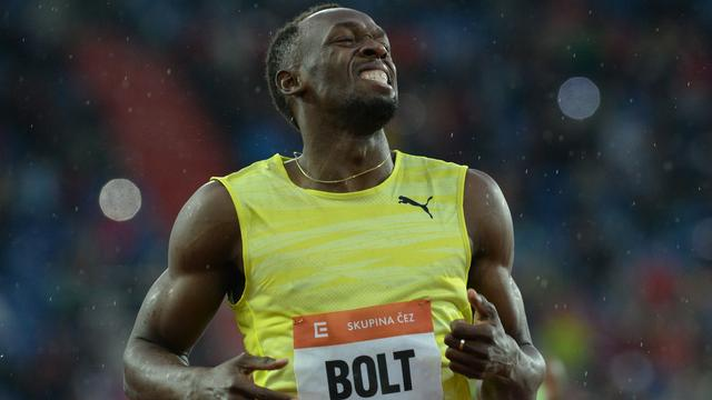 Bolt maakt rentree bij Diamond League in Londen