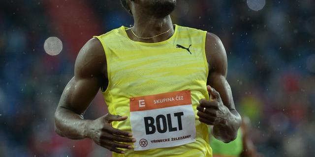 Bolt maakt rentree bij Diamond League in Londen