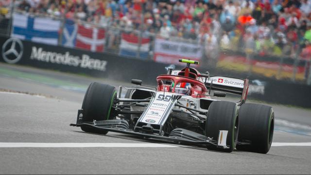 Alfa Romeo officieel in beroep tegen cruciale tijdstraf in GP Duitsland