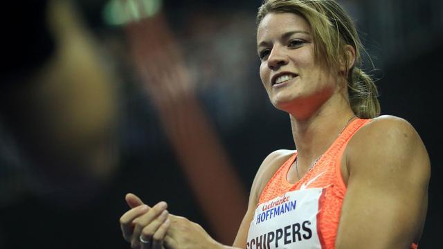 Schippers begint outdoorseizoen met winst op 200 meter