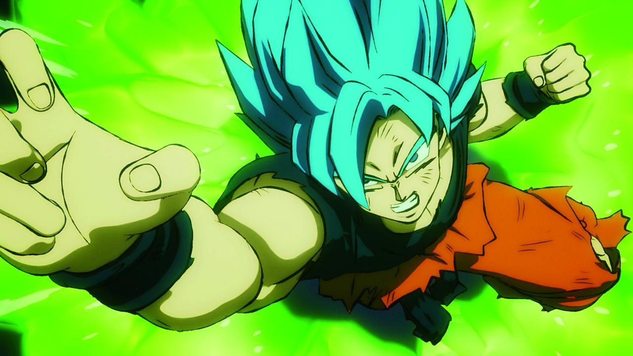 Bekijk hier de trailer van Dragon Ball Super: Broly