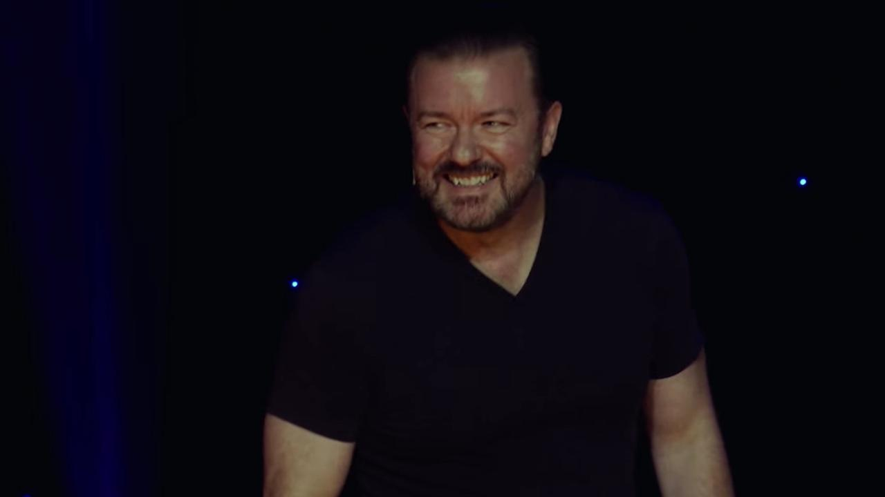 Trailer Ricky Gervais - Humanity