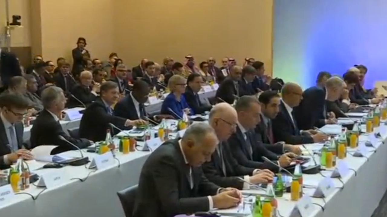 Landen spreken in Parijs over tweestatenoplossing Israël-Palestina
