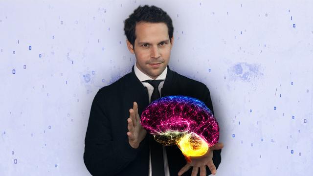Tickets voor het seminar 'Gebruik je brein optimaal' met Victor Mids