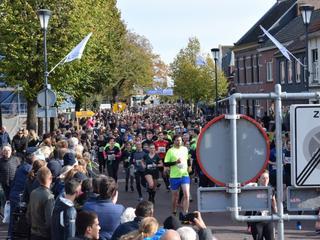 Marathon werd gewonnen door Patrick Kwist