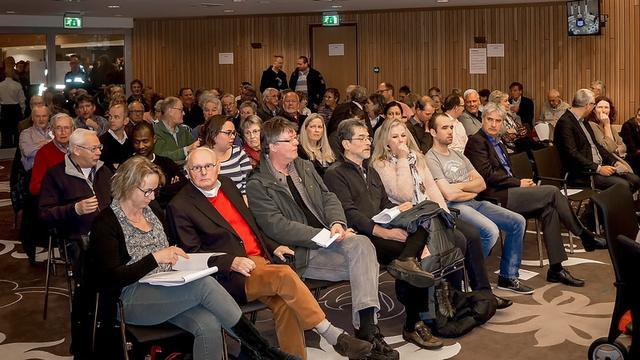 Leiderdorp krijgt noodopvang voor 320 vluchtelingen