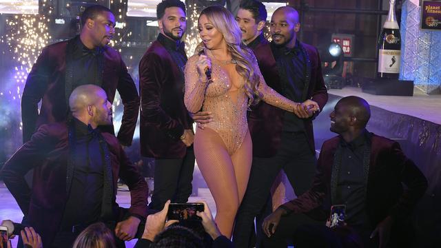 'Mariah Carey tekent contract bij platenlabel van Jay Z'