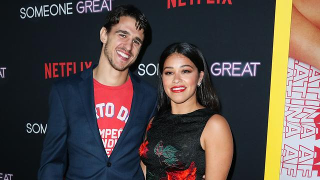 Jane The Virgin-actrice Gina Rodriguez getrouwd