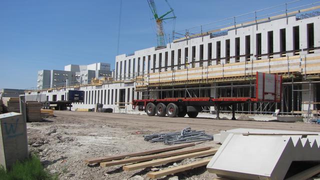 Nieuwbouw Amphia Ziekenhuis vordert gestaag