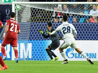 Halve Nederlander 'heel erg blij' met goal in duel om Europese Super Cup