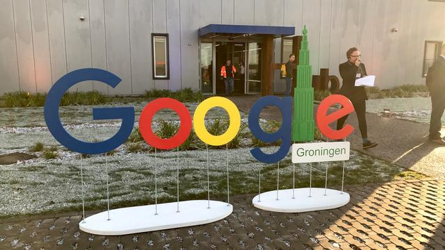 Google opent groot datacenter in Eemshaven