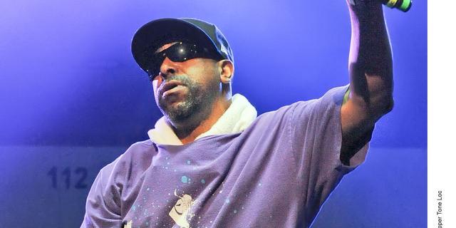 Rapper Tone-Loc opnieuw ingestort tijdens optreden