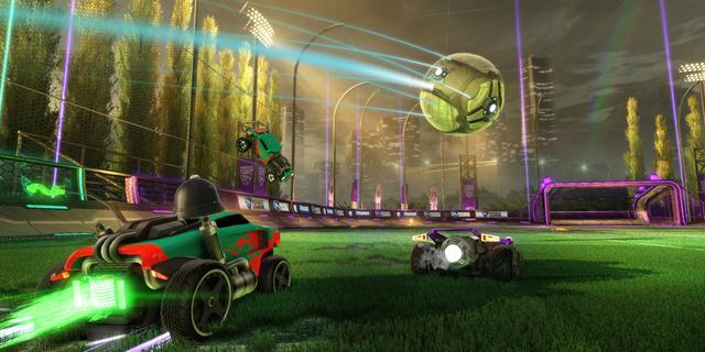 Rocket League komt naar Xbox One