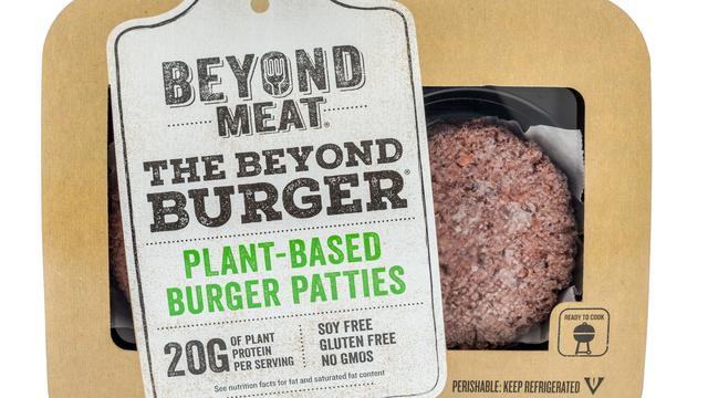 Nepvleesmaker Beyond Meat hoopt op 1,2 miljard dollar bij beursgang