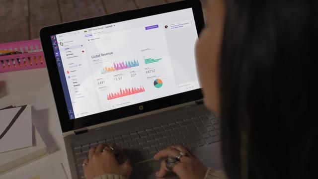 Microsoft stelt zakelijke chatdienst Teams wereldwijd beschikbaar